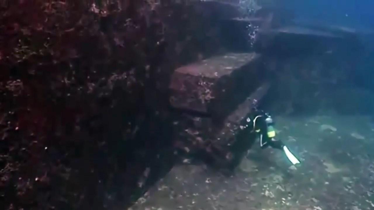 Городу под водой, 16000 лет