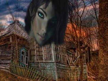 Таинственный голос в заброшенной деревне