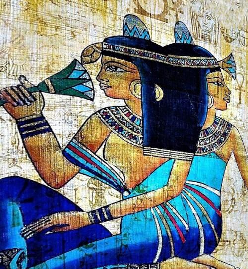 Духи древнего Египта. Простой рецепт аромата