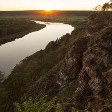 Удивительная находка в Уральских горах.