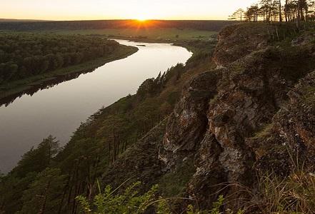 Удивительная находка в Уральских горах