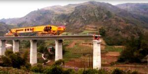Мостовой переход за несколько дней