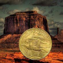 История монеты «Двойной Орел», стоимостью 20 млн долларов USD.