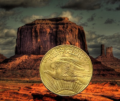 История монеты «Двойной Орел», стоимостью 20 млн долларов USD