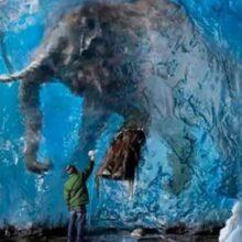 Эффект Джанибекова и гибель мамонтов.