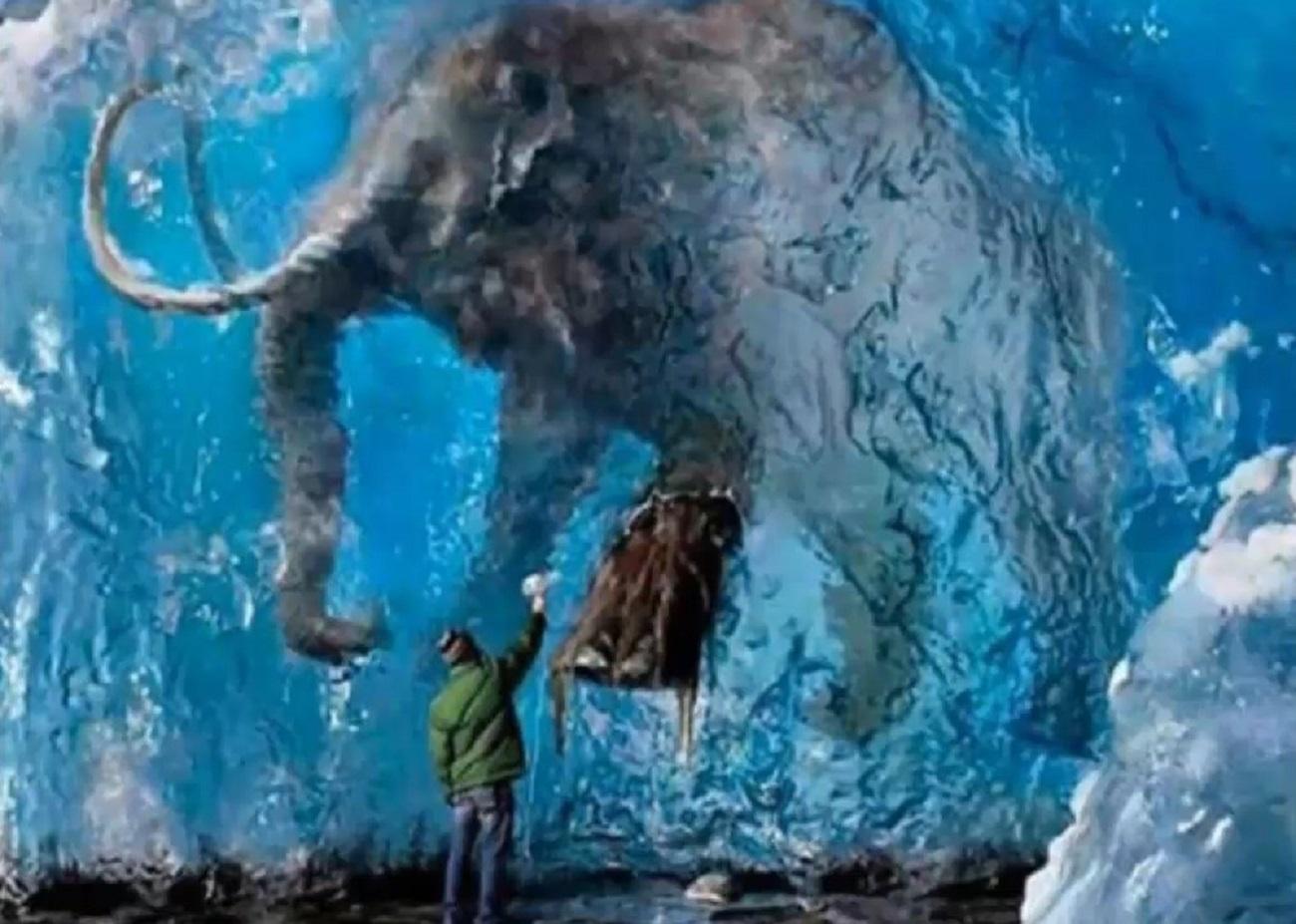 Эффект Джанибекова и гибель мамонтов