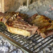 Вкусная итальянская кухня северной Италии.
