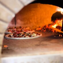 Италия. Вечеринка и настоящая итальянская пицца