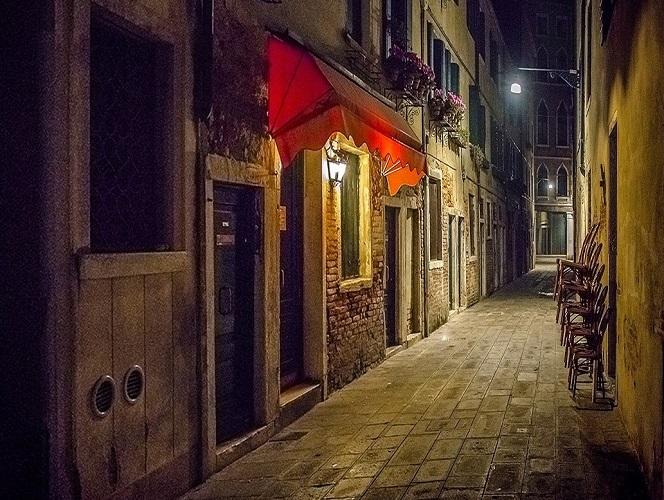 Клуб по интересам, итальянский бар