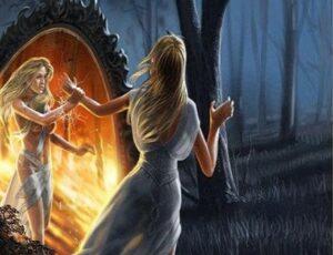 Зеркало и параллельные миры