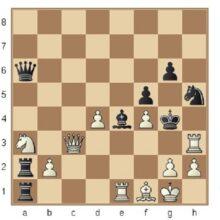 Загадка. Шахматные задачи с решениями