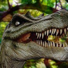 Динозавры. Очевидцы живых динозавров