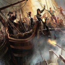 Пираты. Пират Мишель де Граммон и охотники за удачей.