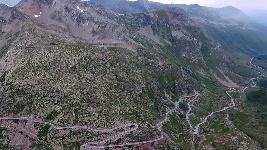 Перевал Большой Сен-Бернар