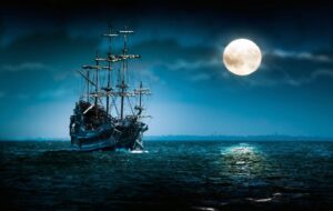 Пираты. Пират Мишель де Граммон и охотники за удачей