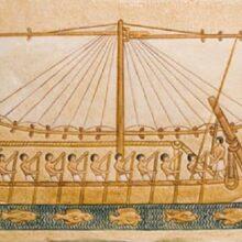 Древние египтяне привозили табак из Америки, еще 3000 лет назад.