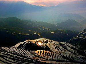 Китай. Китайская провинция Юньнань