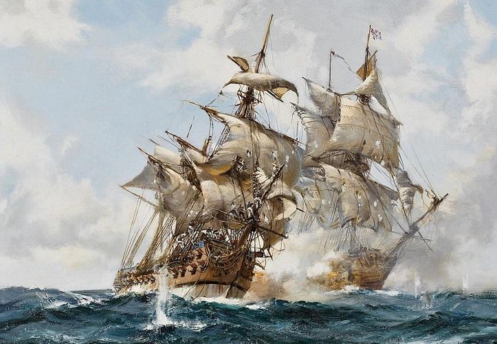 Пираты и флаг «Веселый Роджер». История бренда