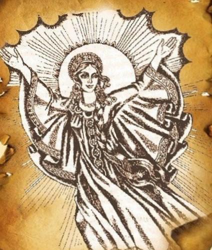 Аврора. Богиня утренней зари