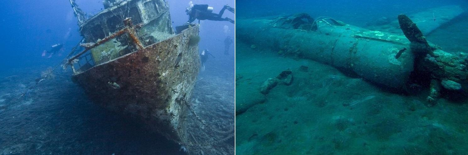 Бермудский треугольник – загадка океана