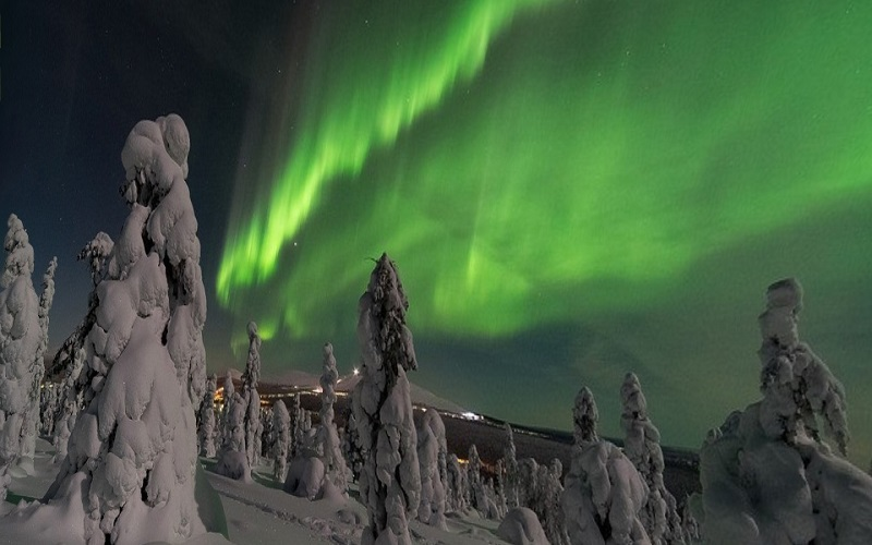 Лапландия. Путешествие в зимнюю сказку