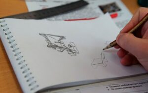Узоры-рисунки на полях и на листке бумаги – что они могут означать