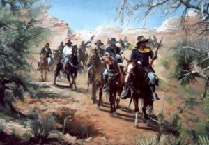 Солдаты конфедерации