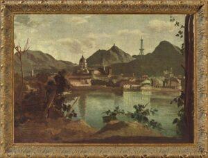 Загадка купленная картина