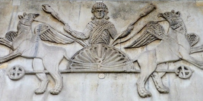 Македонский барельеф