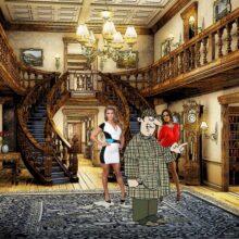 Загадка происшествие в доме профессора