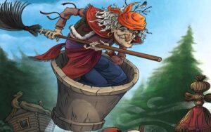 Баба-Яга и ее историческая тайна