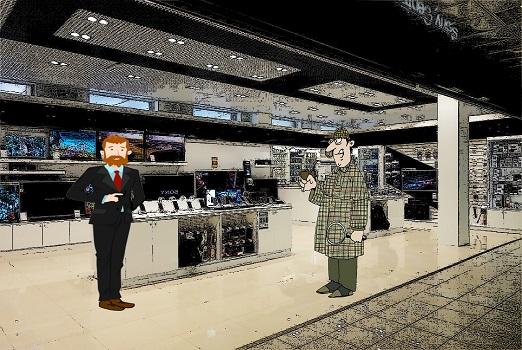 Загадка похищенные компьютеры
