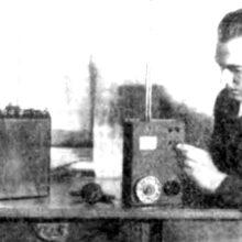 Радиотелефон СССР в 1957 году