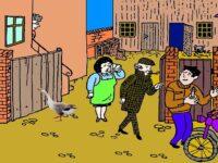 Загадка украденные гуси