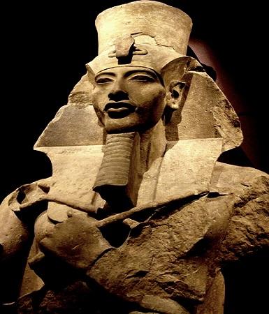 Эхнатон (1353 - 1336 гг. до н. э.)