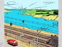 Загадка железная дорога