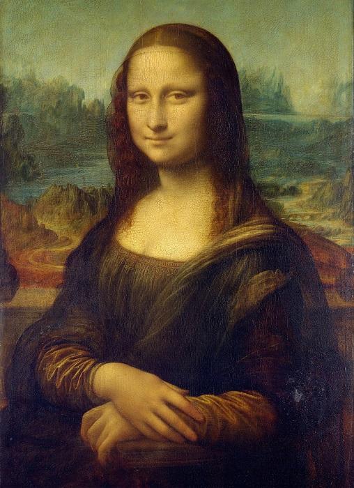 Леонардо да Винчи «Монна Лиза»