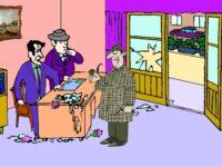 Загадка разоблаченный шантажист