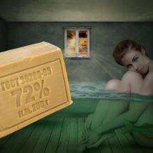 Хозяйственное мыло и его полезные свойства.