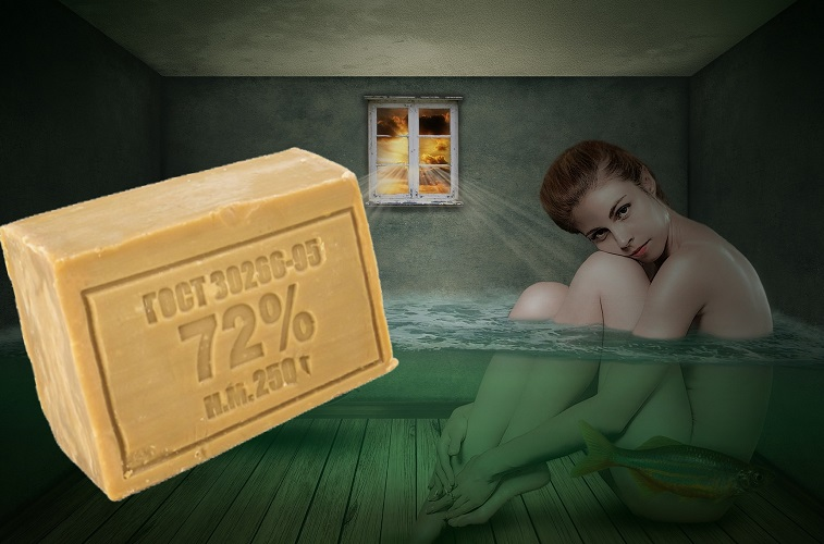 Хозяйственное мыло и его полезные свойства