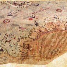 Карта Пири и ее тайны
