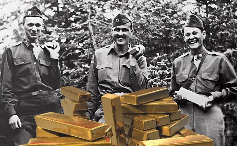Тайна золота третьего рейха и озеро Топлиц