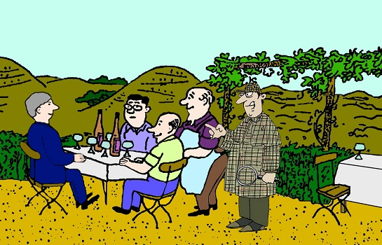Загадка дегустатор вина