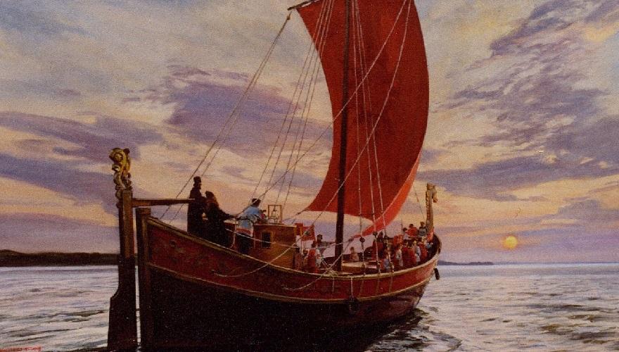 Афанасий Никитин и хождение за три моря