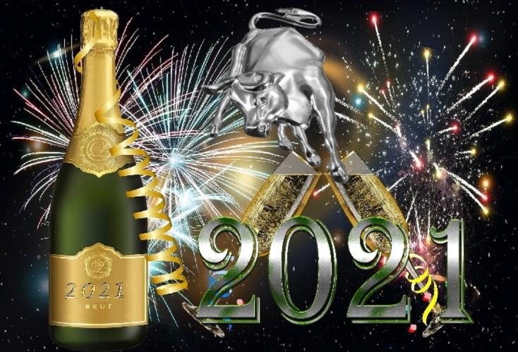 Новогодние гадания эгрегор и Гаусс