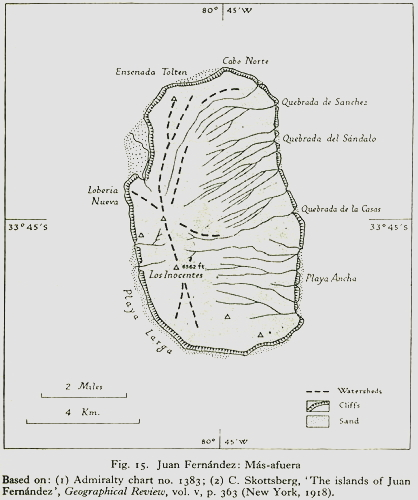 Остров Робинзона Крузо