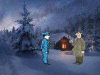 Загадка несчастный случай или преступление в лесной избушке