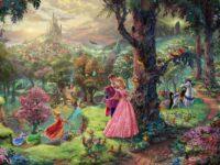 Сказка девушка и старуха-яга