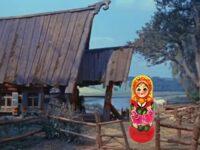 Деревянная куколка - сказка
