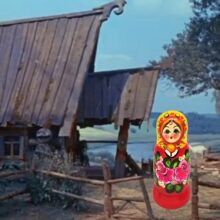 Деревянная куколка — сказка